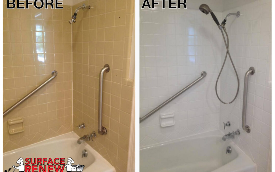 Bathtub Refinishing Little Rock
