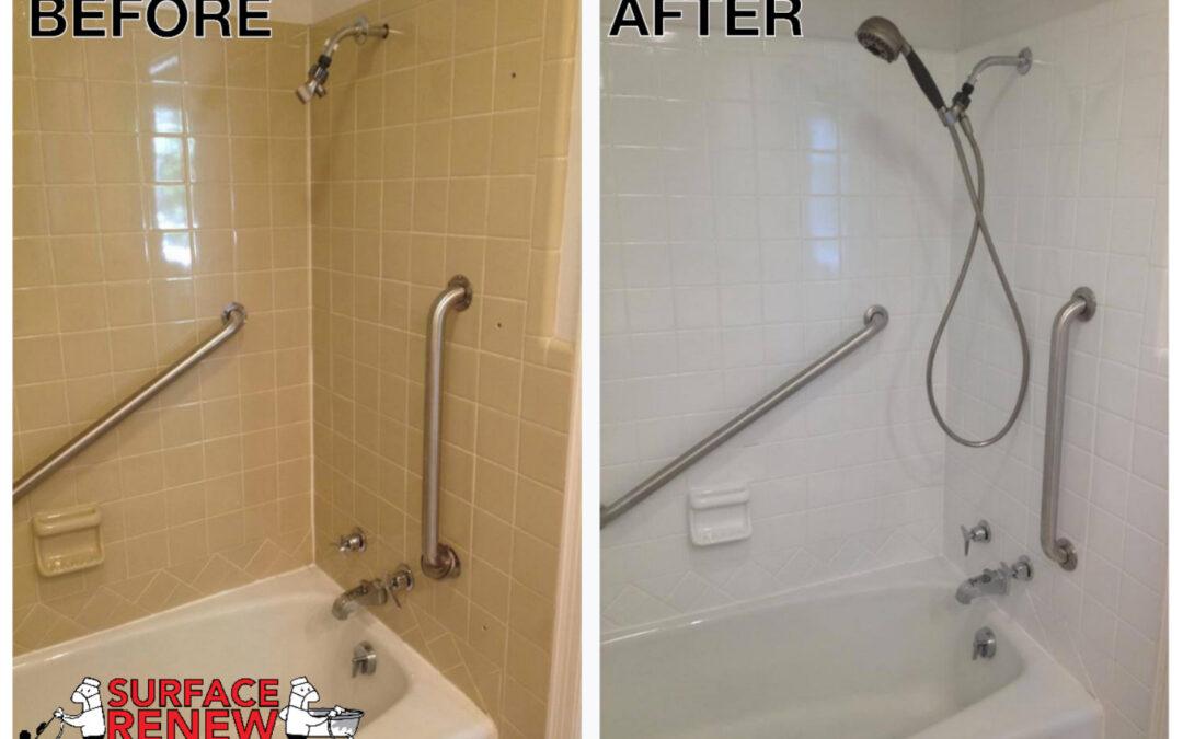Bathtub Refinishing Little Rock | A passionate value