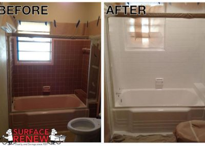 8 Tub Refinishing Arkansas
