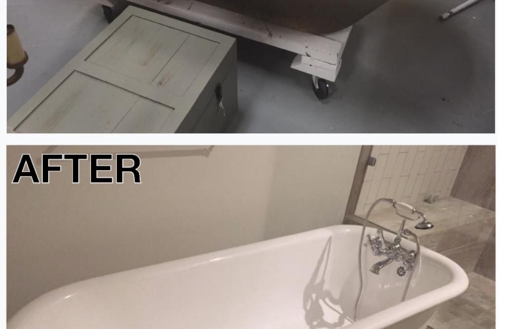 Bathtub Refinishing Fayetteville AR