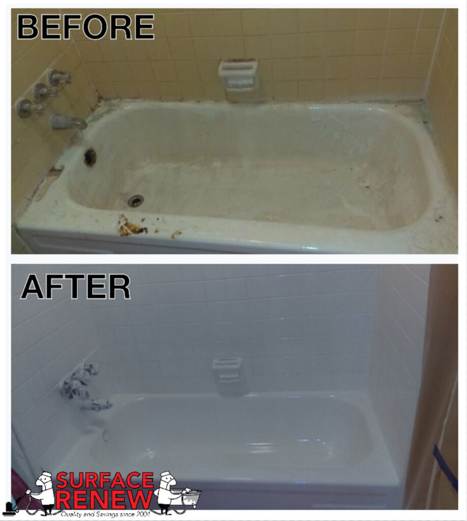 Bathtub Refinishing Service Bentonville