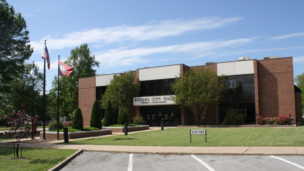 Rogers Arkansas City Hall