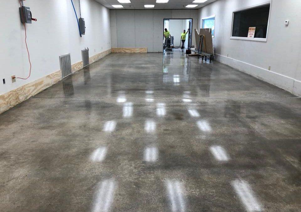 Concrete Polishing Arkansas 21