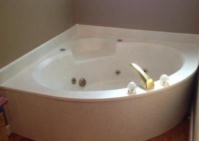 Tub Refinishing Arkansas Bathtub Resurfacing Garden Tub After1
