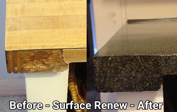 Countertop Resurfacing Little Rock Before And After