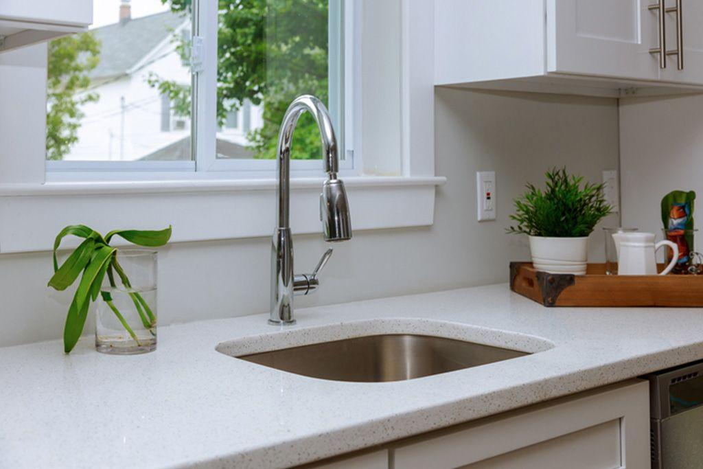 Countertop Resurfacing Little Rock Kitchen Sink 1