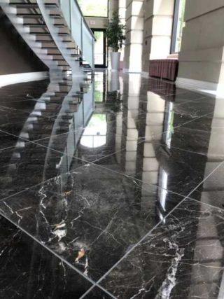 Marble Polishing Little Rock Pretty Floor