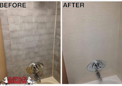 Shower Resurfacing Little Rock 9